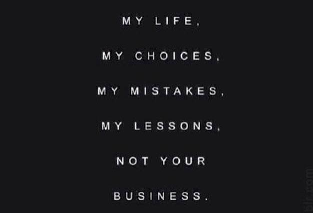 my-life-my-choices